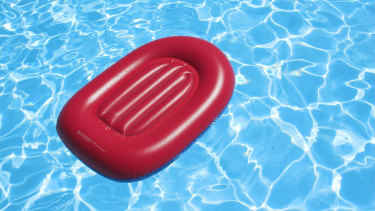 Swimming pools are the most common danger site in Queensland for childhood drownings.