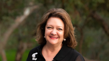 Gina Rinehart is Australia's wealthiest person, with a $28.9 billion fortune built on surging iron ore prices.