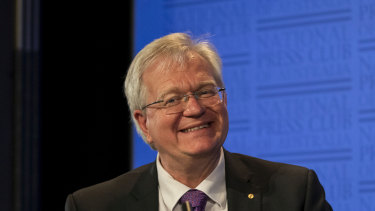 Australian National University Brian Schmidt said the Morrison government needs to send a positive message to international students that they would be welcomed to Australia when it was safe to bring them in.