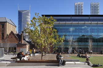 RMIT University went from a $62.88m surplus in 2019 to a $55.93 deficit one year later.