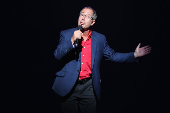 Ben Elton will bring his new live stand-up show to Australia in 2020.