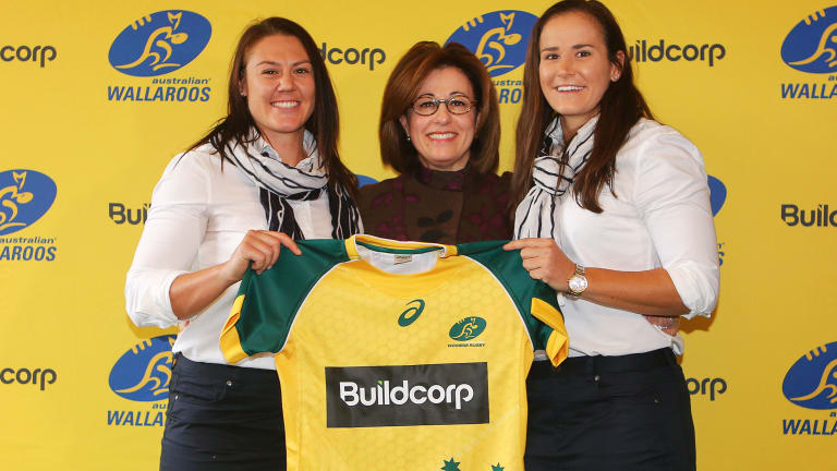 Bold bid: Rugby Australia is set to announce Newcastle and the Hunter as the proposed host region for the 2021 Women's Rugby World Cup.