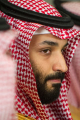 Implicated: Crown Prince Mohammed bin Salman.