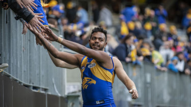 Goalsneaks Rioli and Ryan have enjoyed strong debut seasons, with the duo's pace a headache for opposition defences.