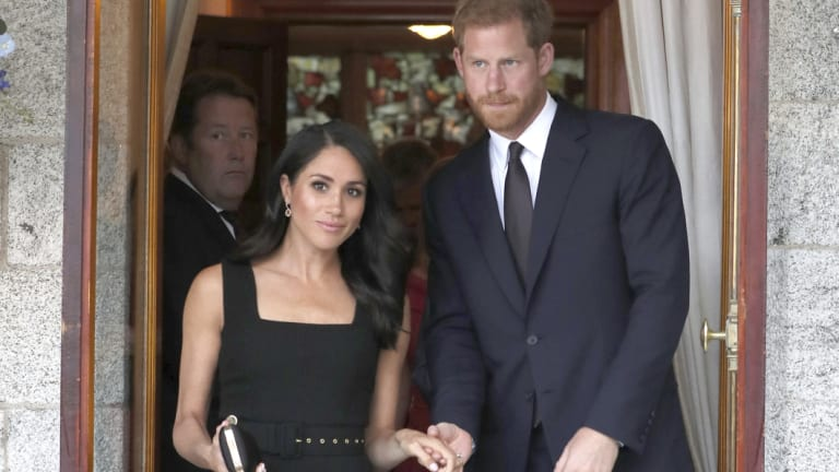 Prince Harry and Meghan Duchess of Sussex set to cause a media meltdown in Sydney next month.