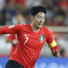 Spurs' Son helps South Korea to Asian Cup victory over China