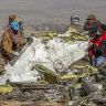 Boeing jet 'was in trouble minutes after takeoff'