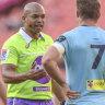 Under-fire referee dropped as Waratahs seek Super revenge against Reds