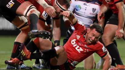Crotty, Barrett to miss Super final, unlikely for Rugby Championship
