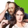 Gillian English skewers Shakespeare's misogyny