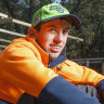 Youngsters learn valuable life lessons restoring Tidbinbilla Hut