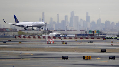 US warning against Chinese drone technology monitoring Australian airports