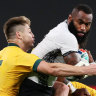 O'Connor and Latu stand up for Wallabies in face of Fijian physicality