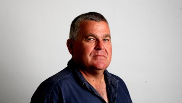 Greg Growden was one of only two journalists to have covered every Rugby World Cup.