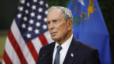 Former New York City mayor Michael Bloomberg's presidential bid is making life difficult for the journalists he employs.