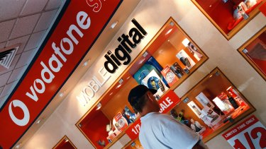 Vodafone's billing arrangement is under scrutiny.
