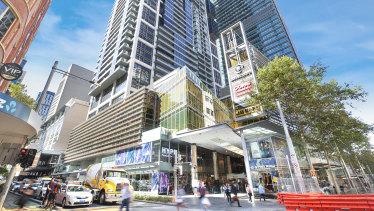 Part of level 14 of 85-91 Liverpool Street, Sydney, is being marketed.