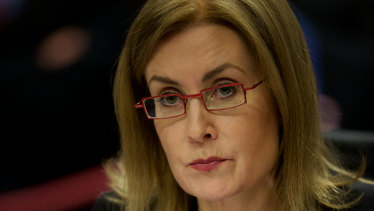 NSW Environment Minister Gabrielle Upton has come under fire.