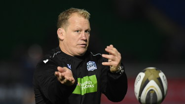 Glasgow Warriors assistant coach Petrus du Plessis has been linked to a role with the Wallabies.