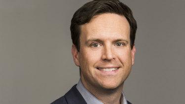 Matt Garratt is the managing partner of Salesforce Ventures.