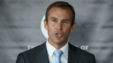 NSW Education Minister Rob Stokes has criticised the Morrison government's interim school funding deal with Victoria.