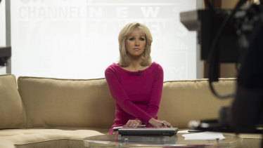 Naomi Watts as Gretchen Carlson in 'The Loudest Voice'.