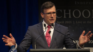 Education Minister Alan Tudge has blamed cancel culture for Mark Vaile's decision not proceed with his appointment as chancellor of Newcastle University.