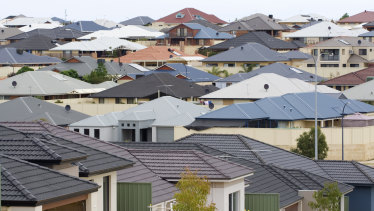 Most houses in Australia are too big for one or two people.