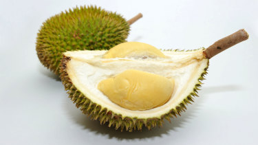 Polarising: durian fruit.