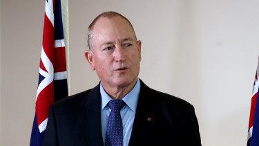 Queensland independent senator Fraser Anning is registering a new party.