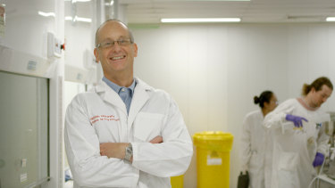 Professor Bernd Rehm from Griffith University says they have developed four vaccine candidates ready for animal testing