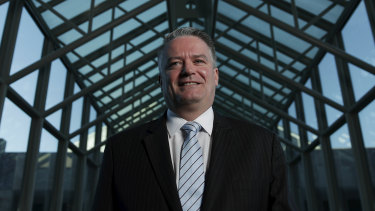 Mathias Cormann beat nine other candidates for the top international post.