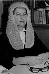 Justice Roma Mitchell