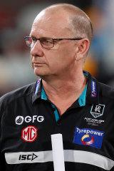 Power coach Ken Hinkley.