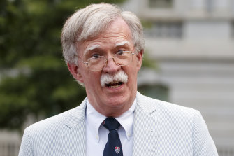 Former national security adviser John Bolton said he was prepared to testify if subpoenaed.