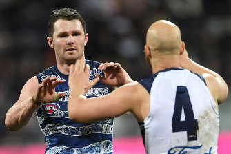 Geelong should replenish their list outside of a star quartet including Patrick Dangerfield, who has extended until 2024.