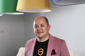 Pieter Danhieux, co-founder and CEO of Secure Code Warrior says a lengthy approval process on overseas funding could put some startups in trouble.