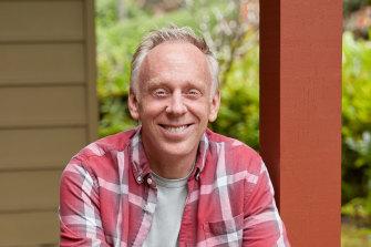 The White Lotus' creator Mike White.