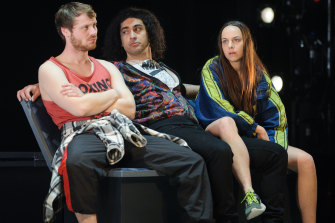The ambitious collaboration from Performing Lines and the Arts Centre Melbourne reunites the writers behind the ground-breaking 1998 show, <i>Who's Afraid of the Working Class?</i>