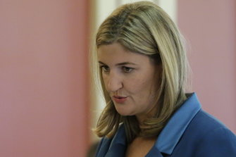 Attorney-General Shannon Fentiman says she remains hopeful the Queensland Law Reform Commission can meet its deadline.
