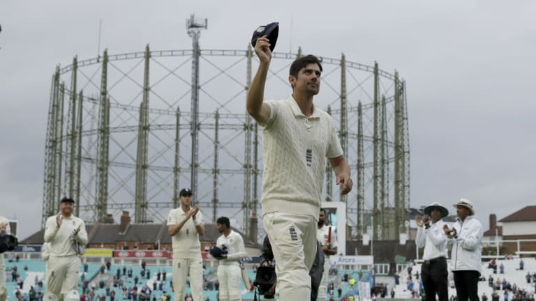 The Hundred is now more than just a milestone in Alastair Cook's innings.