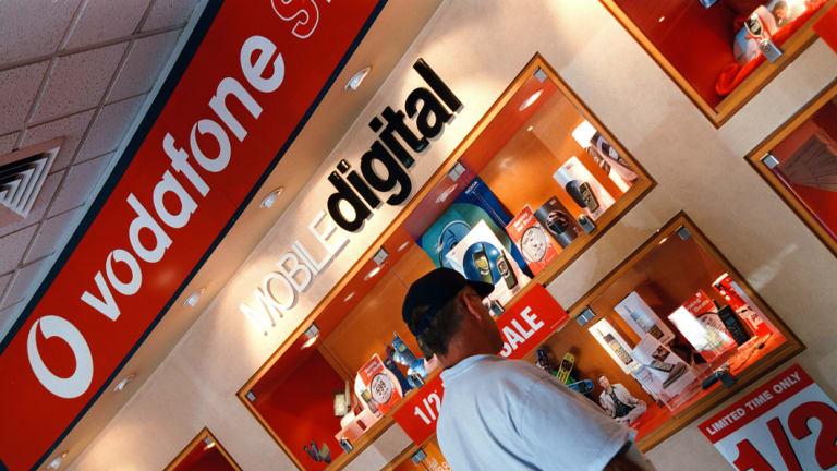 Vodafone's billing arrangement is under scrutiny.