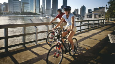Thousands of cyclists are expected to participate in the Tour de Brisbane in 2019.