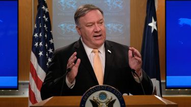 US Secretary of State Mike Pompeo wanted to gradually put pressure on first Venezuela, then Iran. But he appears to have been overruled by the President.