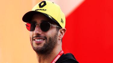 Daniel Ricciardo is hopeful of a good performance in Monaco.