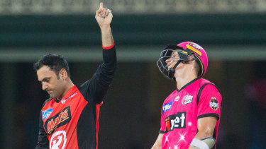 Unmoved: BBL organisers say the length of the competition won't be changed.
