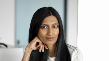 Shama Sukul Lee, founder and chief executive of Sunfed.