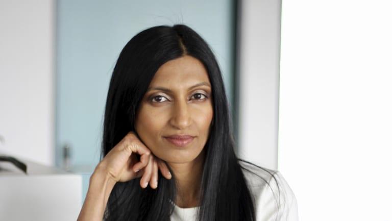 Shama Sukul Lee, founder and chief executive of Sunfed.