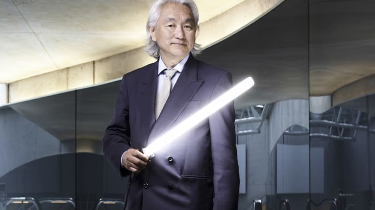"""Michio Kaku: """"We've been brainwashed by Hollywood on artificial intelligence."""""""