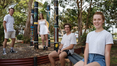 Lambton High School had its best ever HSC result last year, and is the highest ranking non-selective school in the Hunter and Central Coast. Students with ATAR scores of 99, Riordan Davies, Rani Ruse, Charlie Ekin and Gwendolyn Devoy